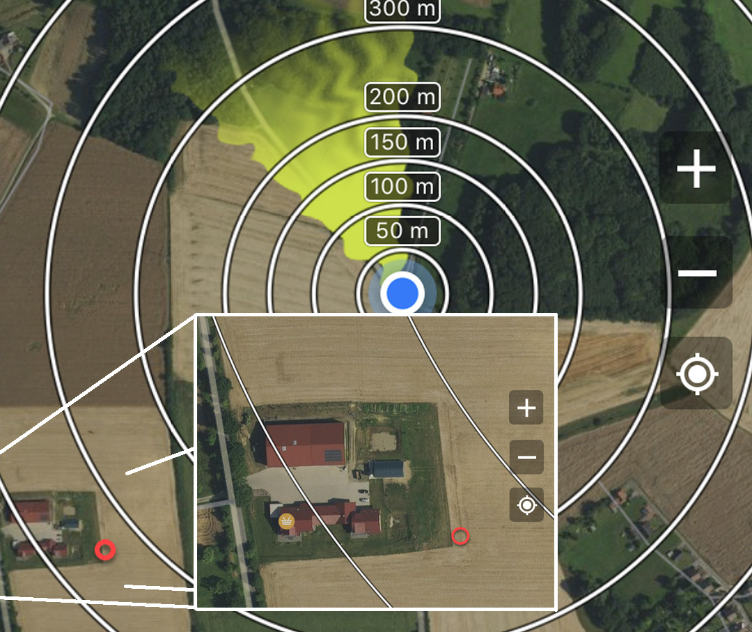 how to estimate distance without a rangefinder blogpost by swedenishunting